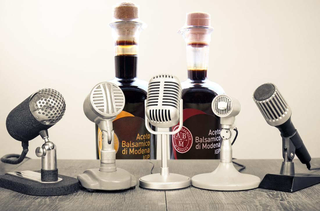Balsamic Vinegar of Modena ONCE AGAIN ON NATIONAL TV NETWORKS