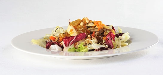 Capon salad
