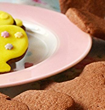 Galletas con chocolate aromatizadas a la Flor de Sal y Vinagre Balsámico de Módena IGP