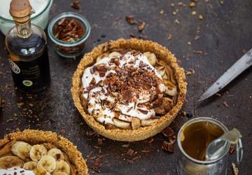 Banoffee Pie au Vinaigre Balsamique de Modène Invecchiato