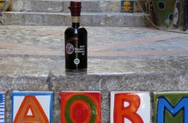 "Taormina Gourmet si è tinta di nero ""balsamico"""