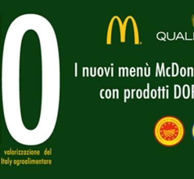 Aceto Balsamico di Modena IGP e McDonald's: si rinnova la collaborazione nei menu My Selection