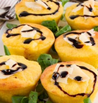 Tortini di Parmigiano Reggiano