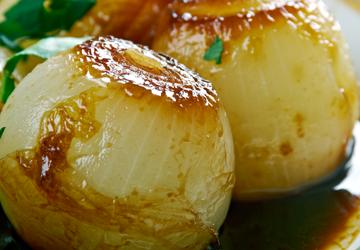 Onions in PGI Balsamic Vinegar of Modena